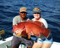 Inshore Fishing Package Costa Rica